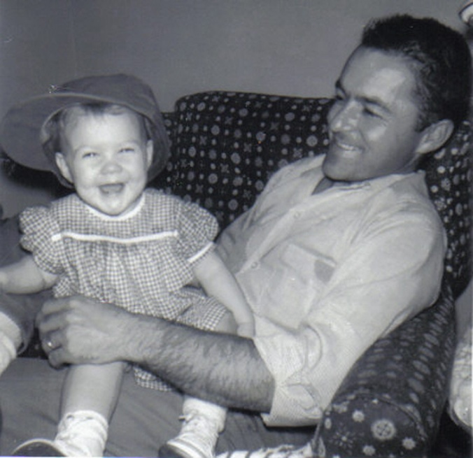 Me with my Pop
